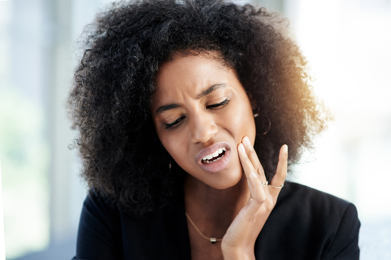 Self Care Instructions for TMD and Jaw Pain