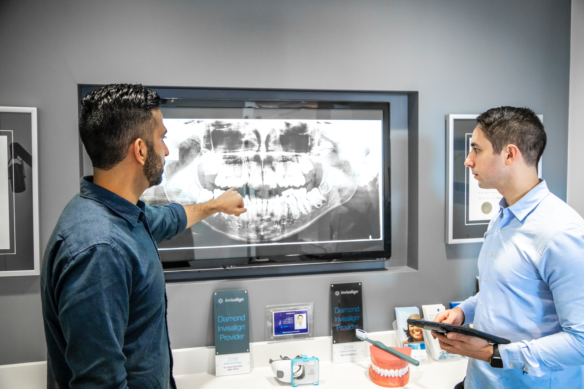 The Difference an Invisalign Diamond Provider Provides
